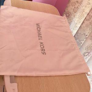 Michael Kors dust cover bag